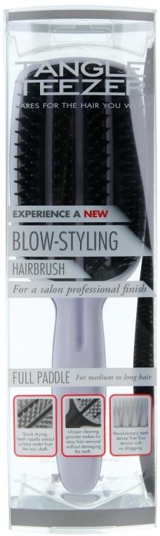 Perie pentru coafarea și uscarea părului - Tangle Teezer Blow-Styling Full Paddle — Imagine N1