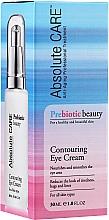 Parfumuri și produse cosmetice Cremă probiotică pentru conturul ochilor - Absolute Care Prebiotic Beauty Contouring Eye Cream