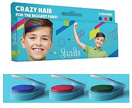 Parfumuri și produse cosmetice Cretă de păr pentru băieți - Snails Mini Bebe