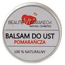"""Parfumuri și produse cosmetice Balsam de buze """"Portocală"""" - Beaute Marrakech Lip Balm"""
