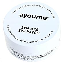 Parfumuri și produse cosmetice Patch-uri cu peptide de șarpe - Ayoume Syn-Ake Eye Patch