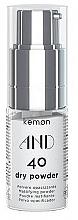 Parfumuri și produse cosmetice Pudră pentru volumul părului - Kemon And Dry Powder 40