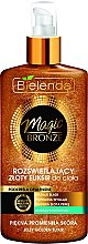 Parfumuri și produse cosmetice Elixir iluminator pentru corp - Bielenda Magic Bronze Illuminating Golden Body Elixir