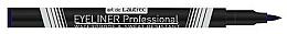 Parfumuri și produse cosmetice Eyeliner - Art de Lautrec Eyeliner Professional Waterproof Sweat Resistant