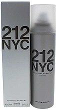 Carolina Herrera 212 NYC - Deodorant — Imagine N2