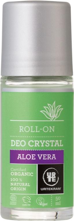 """Deodorant roll-on """"Aloe Vera"""" - Urtekram Deo Crystal Aloe Vera"""