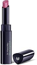 Parfumuri și produse cosmetice Ruj hidratant de buze - Dr.Hauschka Sheer Lipstick