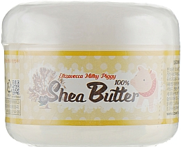 Parfumuri și produse cosmetice Balsam-cremă universal cu unt de karite pentru corp - Elizavecca Face Care Milky Piggy Shea Butter 100%