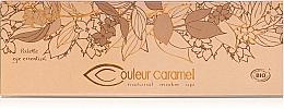 Paletă farduri de ochi - Couleur Caramel Palette Eye Essential  — Imagine N3