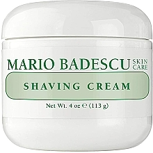 Cremă de ras - Mario Badescu Shaving Cream — Imagine N3