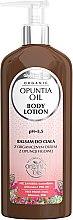 Parfumuri și produse cosmetice Loțiune de corp cu extract organic de smochine - GlySkinCare Opuntia Oil Body Lotion