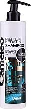 Șampon cu keratină pentru păr - Delia Cameleo Shampoo — Imagine N1