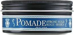 Parfumuri și produse cosmetice Pomadă de păr pentru bărbați, fixare puternică - Lavish Care Strong Hold Hide Sheen Water Pomade