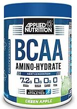 "Parfumuri și produse cosmetice Nutriție sportivă ""Măr verde"" - Applied Nutrition BCAA Amino-Hydrate Green Apple"