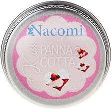 """Parfumuri și produse cosmetice Ulei de buze """"Panna Cotta"""" - Nacomi Kiss Panna Cotta Lip Butter"""