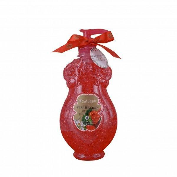 """Gel de duș """"Căpșună"""" - Cassardi Shower Gel"""
