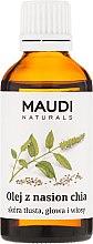 Parfumuri și produse cosmetice Ulei de semințe de chia - Maudi