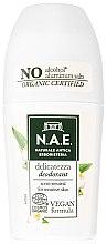 Parfumuri și produse cosmetice Deodorant roll-on - N.A.E. Delicatezza Deodorant