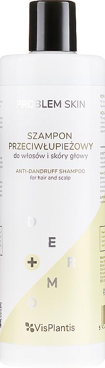 Șampon împotriva mătreții - Vis Plantis Problem Skin Anti-Dandruff Shampoo
