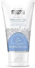 Parfumuri și produse cosmetice Cremă-gel pentru față - Nutka Creamy Face Gel