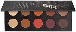 Parfumuri și produse cosmetice Paletă farduri de ochi - Zoeva Matte Palette