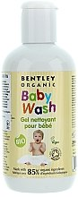 Parfumuri și produse cosmetice Șampon-gel de duș pentru copii - Bentley Organic Baby Wash
