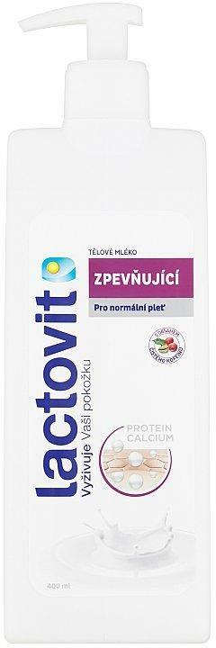 Lăptișor pentru corp - Lactovit Body Milk