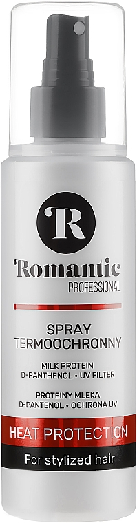 Spray pentru protecția părului - Romantic Professiona