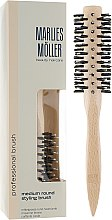 Parfumuri și produse cosmetice Perie rotundă de păr - Marlies Moller Medium Round Styling Brush