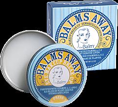Parfumuri și produse cosmetice Soluție pentru înlăturarea machiajului rezistent la apă și genelor false - TheBalm Balms Away Eye Makeup Break-Up