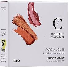 """Parfumuri și produse cosmetice Fard de obraz """"Perfecțiune"""" - Couleur Caramel Blush Powder"""