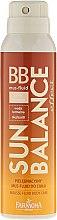"""Parfumuri și produse cosmetice Mousse-Fluid pentru corp """"Iluminator"""" - Farmona Sun Balance Mousse Fluid Body Care"""