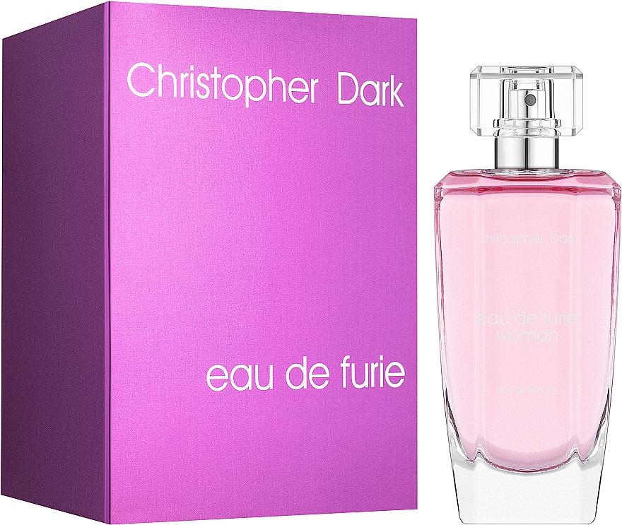 Christopher Dark Eau de Furie - Apă de parfum — Imagine N2
