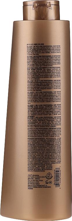 Șampon pentru păr uscat și deteriorat - Joico K-Pak Clarifying Shampoo — Imagine N4