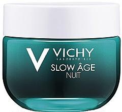 Parfumuri și produse cosmetice Cremă- mască regenerantă de noapte - Vichy Slow Age Cream & Mask (mini)