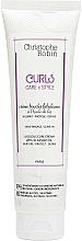 Parfumuri și produse cosmetice Cremă pentru coafarea părului creț - Christophe Robin Luscious Curl Cream with Flaxseed Oil