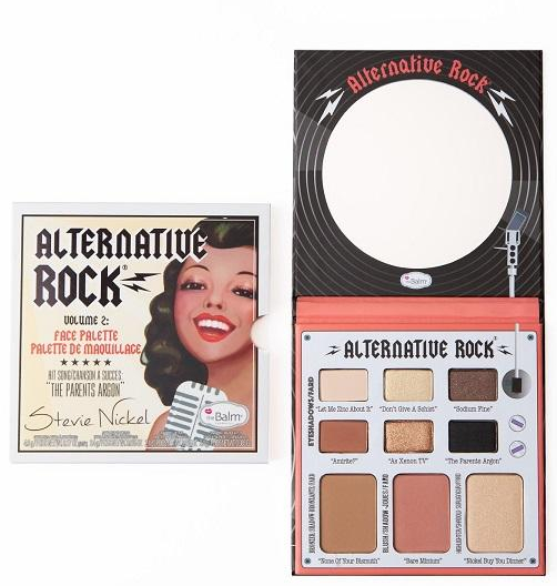 Paletă farduri de ochi - TheBalm Alternative Rock Vol. 2 Palette — Imagine N1