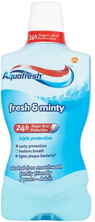 """Apă de gură"""" Extra Prospețime"""" - Aquafresh Extra Fresh — Imagine N1"""