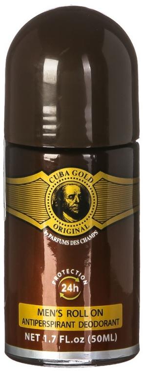 Cuba Gold - Deodorant roll-on — Imagine N1