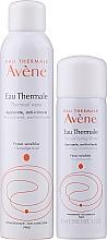 Parfumuri și produse cosmetice Set - Avene Eau Thermale Water (wtr/50ml + wtr/300ml)