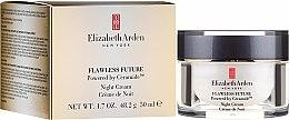 Parfumuri și produse cosmetice Cremă de față - Elizabeth Arden Flawless Future Powered by Ceramide Night Cream