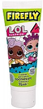Parfumuri și produse cosmetice Pastă de dinți, pentru copii - Ep Line LOL Surprise Toothpaste