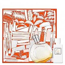Parfumuri și produse cosmetice Hermes Eau Des Merveilles - Set (edt/50ml + b/lot/40ml)