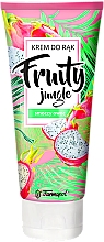 Parfumuri și produse cosmetice Krem do r№k Smoczy owoc - Farmapol Fruity Jungle Hand Cream