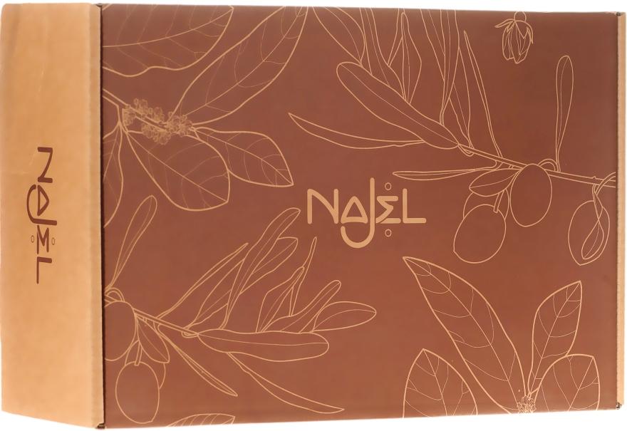 Set - Najel For Him Special Set (soap/100g+ deo/90g+oil/125ml+soap/dish/1pcs) — Imagine N1