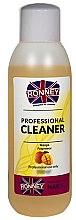 "Parfumuri și produse cosmetice Degresant pentru unghii ""Mango"" - Ronney Professional Nail Cleaner Mango"