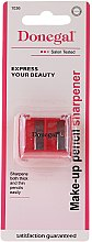 Parfumuri și produse cosmetice Ascuțitoare pentru creioane, 1036, roșie - Donegal
