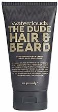 Parfumuri și produse cosmetice Balsam pentru păr și barbă - Waterclouds The Dude Hair And Beard Conditioner