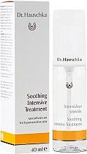 Parfumuri și produse cosmetice Soluție intensivă pentru pielea sensibilă, cu efect de calmare - Dr. Hauschka Soothing Intensive Treatment
