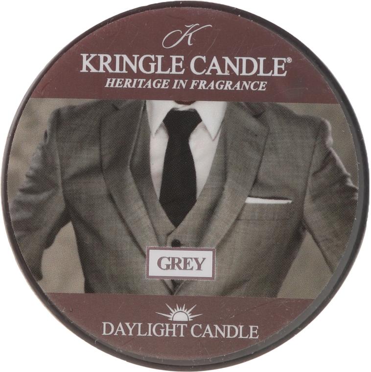 Lumânare de ceai - Kringle Candle Grey Daylight — Imagine N1